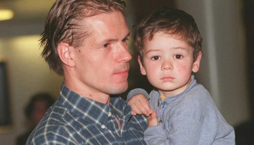 VIL STOPPE ROSENBORG. Kjetil Rekdal har gjort det mange ganger før. I kveld er det sønnen Niklas Rekdal, som nå er 23 år, som skal forsøke å ødelegge for Rosenborg. Foto: NTB/Morten Holm