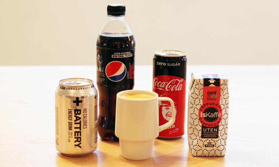NY STUDIE OM KOFFEIN: Selv et moderat kaffeforbruk under graviditeten, en til to kopper om dagen, er relatert til barnets risiko for overvekt eller fedme i skolealder, ifølge en ny studie publisert i tidsskriftet BMJ Open. Det er ikke klart om koffein direkte forårsaker fedme, men selve koblingen fører til at forskere råder til større forsiktighet. Foto: Ida Bergersen