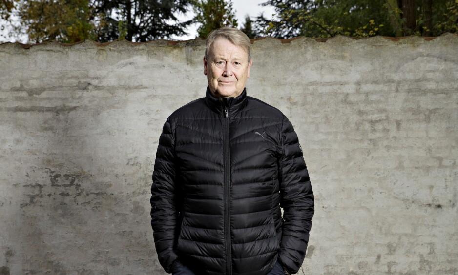 ÅPEN FOR NORGE: Åge Hareide forteller til Dagbladet at han ikke vil utelukke et comeback som norsk landslagssjef dersom sjansen byr seg. Foto: Christian Ridder Nielsen