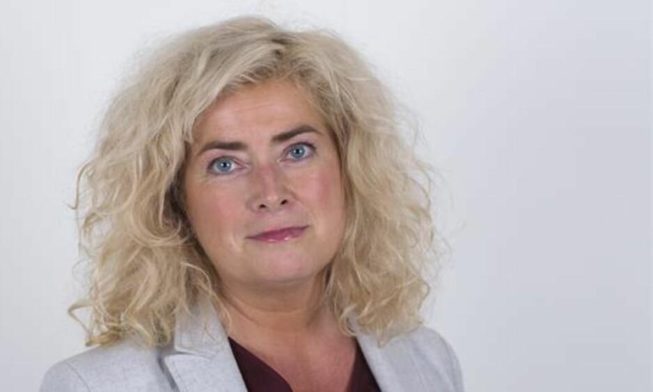 OMSTRIDT STYREBEHANDLING: Styreleder Marianne Telle hadde åpenbar egeninteresse i utfallet av luftambulanse-saken. Likevel mener hun at hun var habil til å behandle en sak som vedrørte kjøpet i styret. Jurister mener hun var inhabil. Foto: Helse Nord