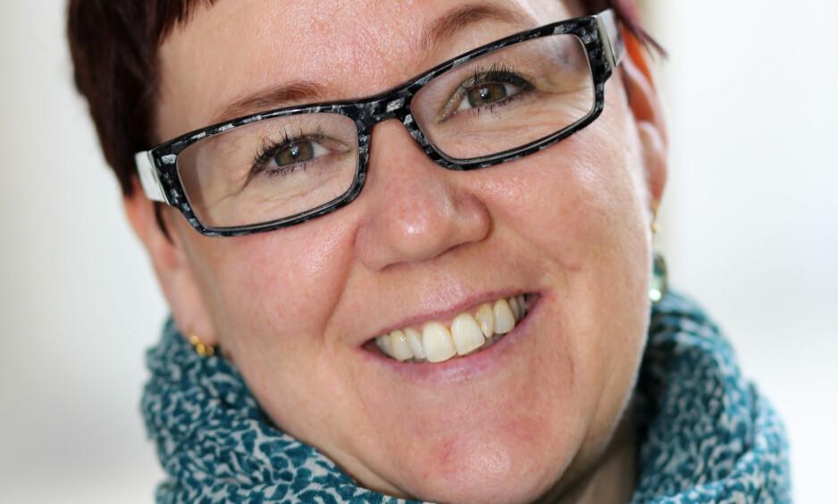 SLUTTER: Personalsjef i Arbeiderpartiets stortingsgruppe, Ann-Cathrin Becken. Foto: Arbeiderpartiet