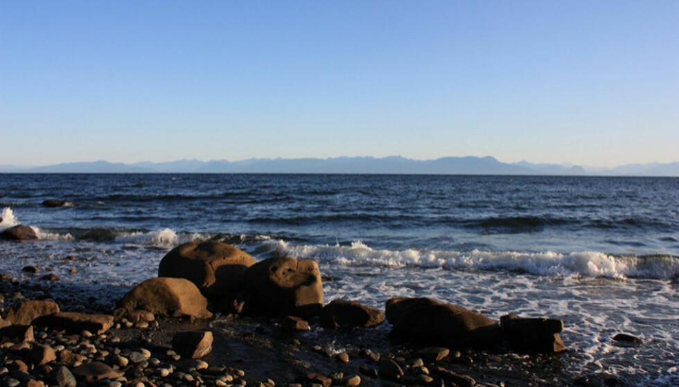 GABRIOLA ISLAND: En fot i en joggesko er blitt funnet i en på Gabriola Island i Canada. Foto: Katy Sandvoss / Creative Commons