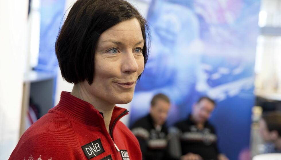 GIR SEG: Rakel Rauntun slutter som generalsekretær i Norges Skiskytterforbund. Hun har hatt jobben i ti år. Foto: Larsen, Håkon Mosvold / NTB scanpix