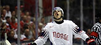 Norge tapte skjebnekampen.Kvartfinalehåpet forsvant