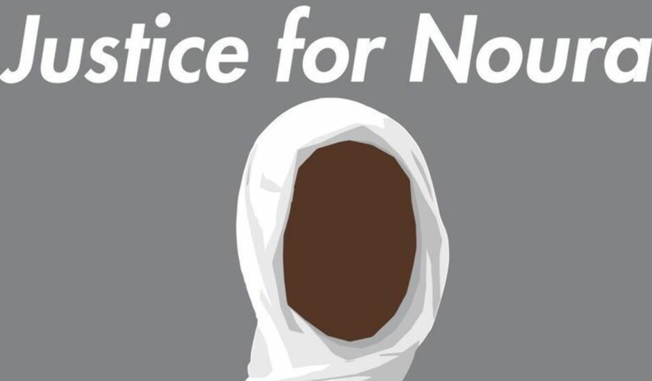 <strong>RETTFERDIGHET FOR NOURA:</strong> Kampanjen for Noura Hussein går verden over.