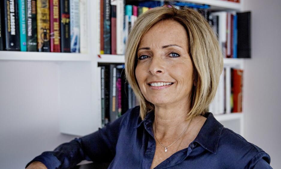 VIKTIG SAK: Hanne Kristin Rohde, forfatter og tidligere leder ved Oslo Politidistrikt, stevnet parkeringsselskapet EuroPark på vegne av forbrukerne. Foto: Jørn H. Moen / Dagbladet