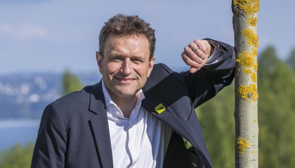 VIL HA BEDRE SEXUNDERVISNING: Arild Hermstad tror det kan gjøre noe med sextrakassering. Foto: Heiko Junge / NTB scanpix