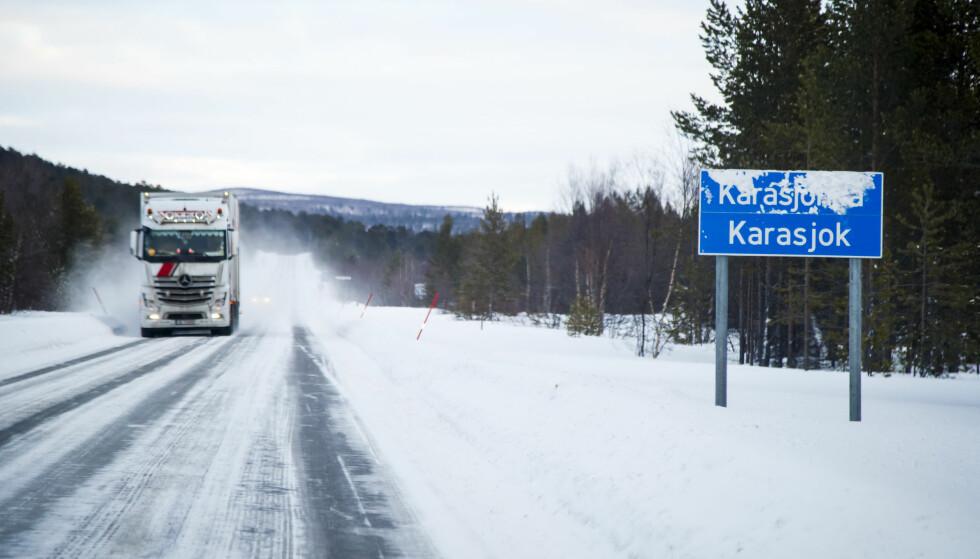 NYTT FYLKE: I 2020 skal Troms og Finnmark bli én fylkeskommune. Det reagerer mange politikere i Finnmark på. Foto: Heiko Junge / NTB scanpix