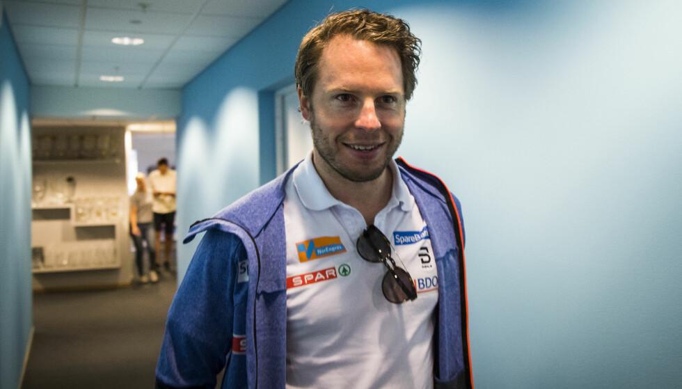 HOVEDTRENER: Eirik Myhr Nossum blir ny landslagstrener for menn allround i langrenn. Foto: Heiko Junge / NTB scanpix