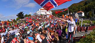Nye tall lagt frem: Skylder 108 millioner kroner etter sykkel-VM