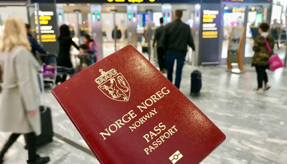 Millionsmell for passpolitiet - og du må betale regninga