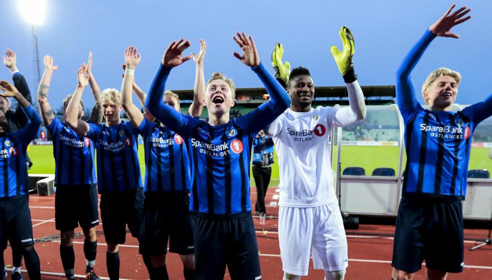ELLEVEREN: Stabæks utvalgte ellever i kampen mot Vålerenga glapp ut fra klubben selv ved et uhell i formiddag. Foto: Lise Åserud / NTB scanpix