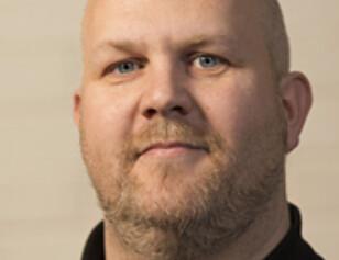 BEKLAGER: Leder for Fellesforbundet i Fredrikstad, Vidar Schei. Foto: Fellesforbundet