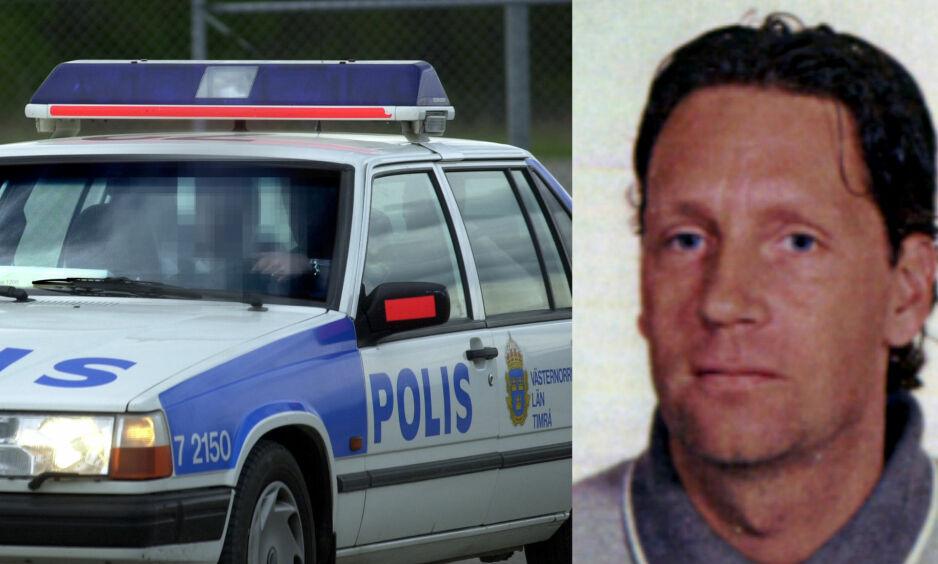 DREPT: I 2002 ble drosjesjåføren Jarmo Pistool (t.h) kidnappet, ranet og brutalt drept. To russiske menn ble dømt til livstidsstraff for ugjerningen. Foto: NTB Scanpix