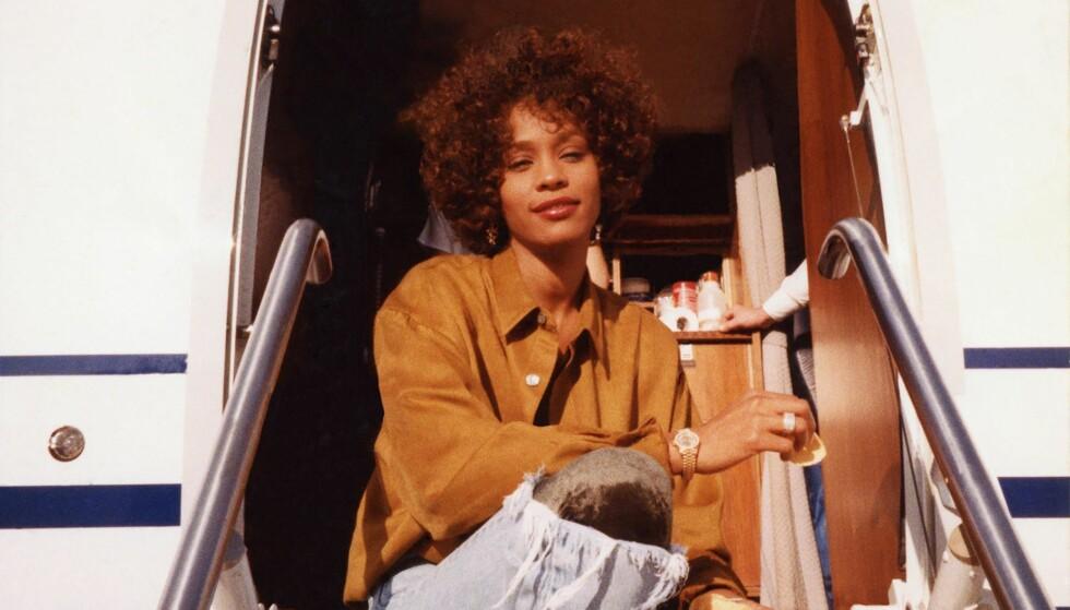 MISBRUKT: Whitney Houston og broren ble seksuelt misbrukt av kusinen sin som barn, hevder en ny dokumentar. Foto: NTB Scanpix