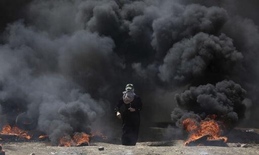 image: - 50 av dem som ble drept på Gazastripen, var Hamas-medlemmer