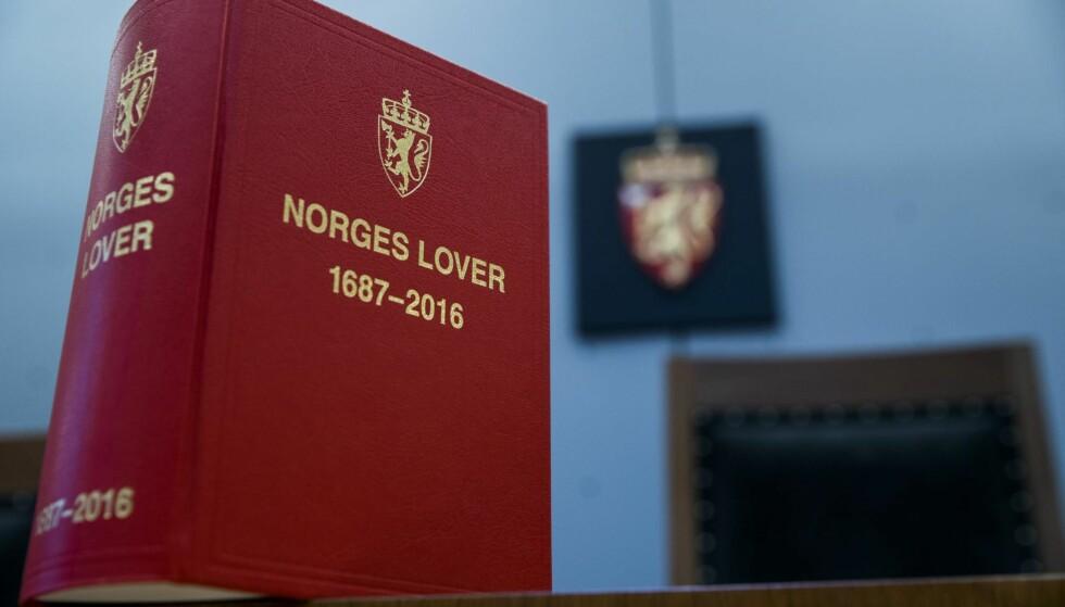 ULIKHET FOR LOVEN: Dagbladets undersøkelse avslører kjønnsforskjeller. Foto: NTB Scanpix