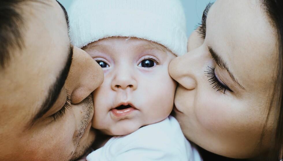 TREDELT PERMISJON: Fra og med 1. juli ligger det an til at mor og far vil få 15 uker foreldrepermisjon hver, og en fellesperiode på enten 16 eller 26 uker, avhengig av dekningsgrad, som fordeles fritt mellom dem. Foto: NTB scanpix