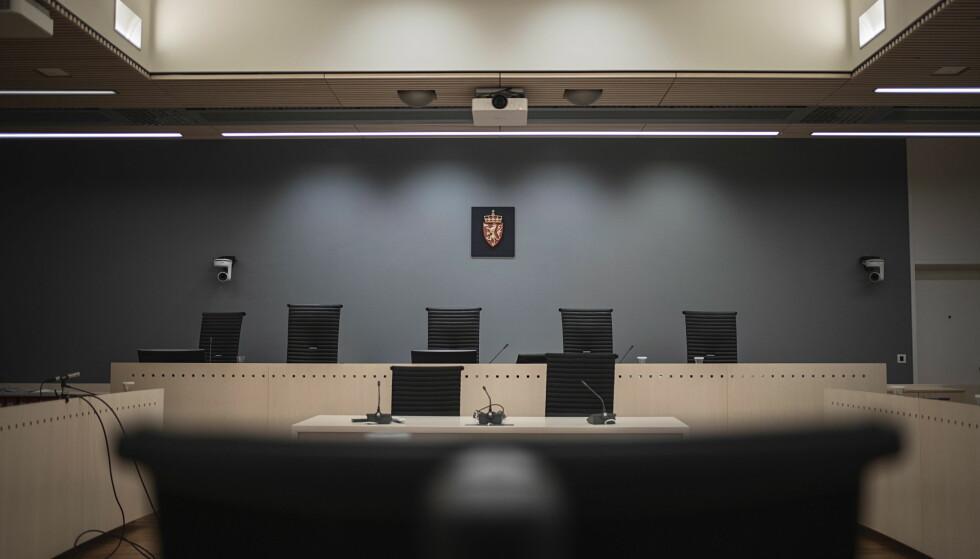 HER SKJER DET: Ulikhetene oppstår etter at saken har vært behandlet for retten. Foto: Benjamin A. Ward / Dagbladet