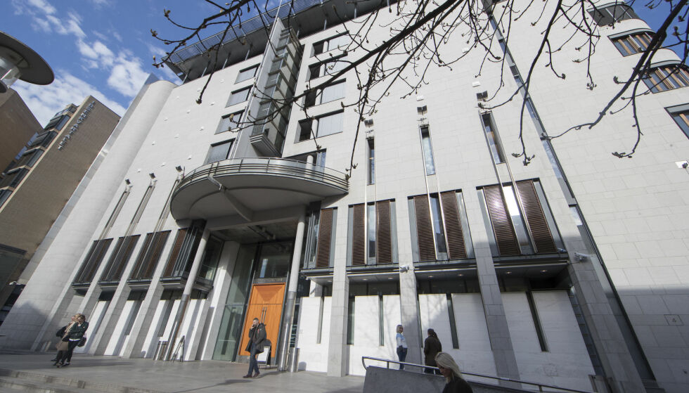 SIKTET: Dommeren som er siktet for å ha vært i besittelse av overgrepsmateriale er en erfaren dommer i Oslo tingrett. Foto: Terje Pedersen / NTB scanpix