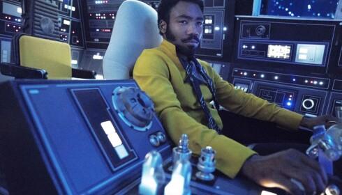 NY VERSJON: Donald Glover ville oppdatere sjarmen til den opprinnelige Lando Calrissian i «Solo: A Star Wars Story».