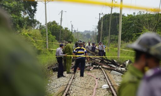 image: Kubansk TV: Flere barn var om bord i flyet som styrtet