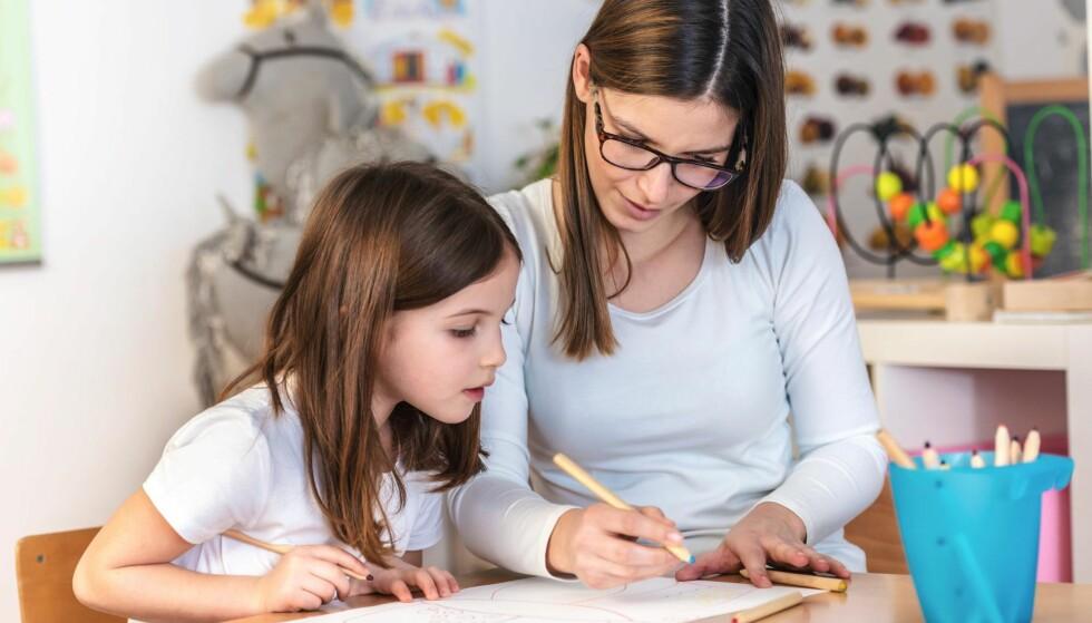 LÆRELYST: Lærelysten er medfødt. Det er de voksnes ansvar å se til at den ikke tar for mye skade underveis skriver artikkelforfatteren. Illustrasjonsfoto: NTB scanpix