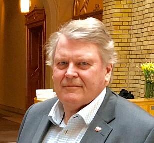 KRF: Hans Fredrik Grøvan, medlem av Stortingets utdannings- og forskningskomité.