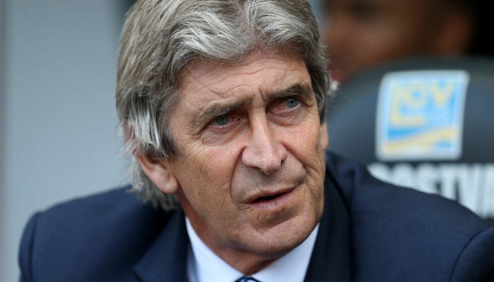 NYANSATT OG KLAR FOR REKORDSOMMER: Manuel Pellegrini ble i går bekreftet som manager for West ham. Nå får han store midler å handle for på overgangsmarkedet. Foto: NTB/scanpix