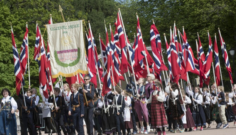 SOM VAR DET I GÅR: Det tok tid og målrettet innsats, men nå – et helt døgn etter – kan jeg faktisk føle en tilhørighet til nasjonen Norge igjen, skriver Tuftebarten.