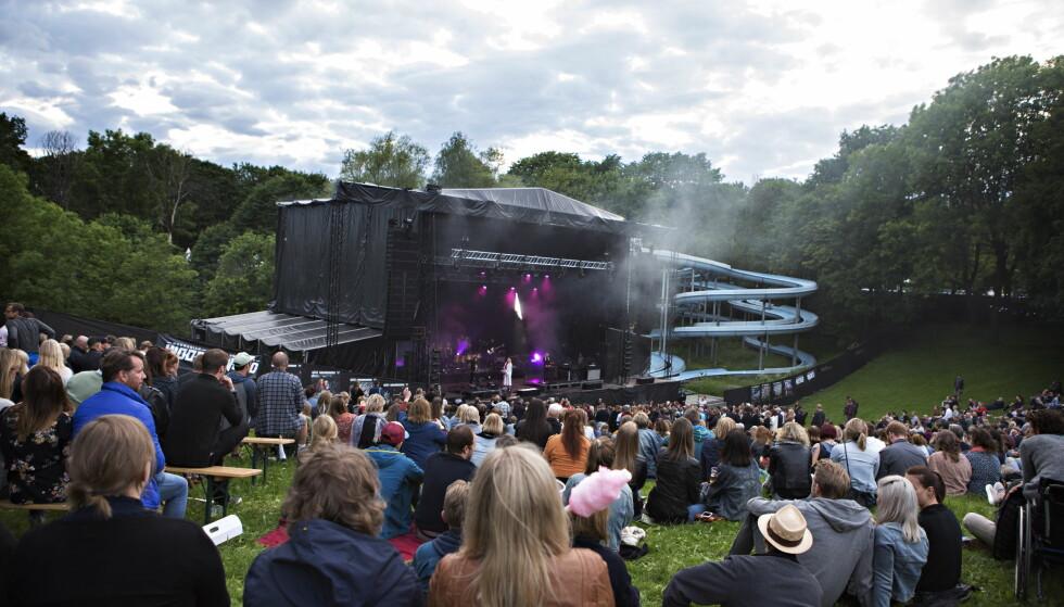 2017: Susanne Sundfør spilte konsert under Norwegian Wood i fjor. I år er festivalen avlyst. Foto: Frank Karlsen / Dagbladet