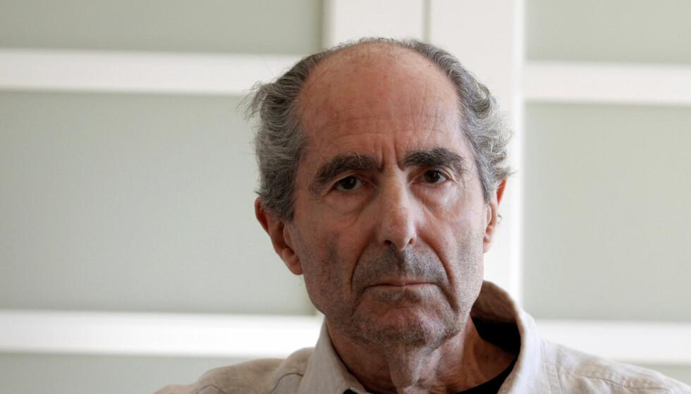 DØD: Philip Roth er død, 85 år gammel. Foto: REUTERS / Eric Thayer / NTB scanpix