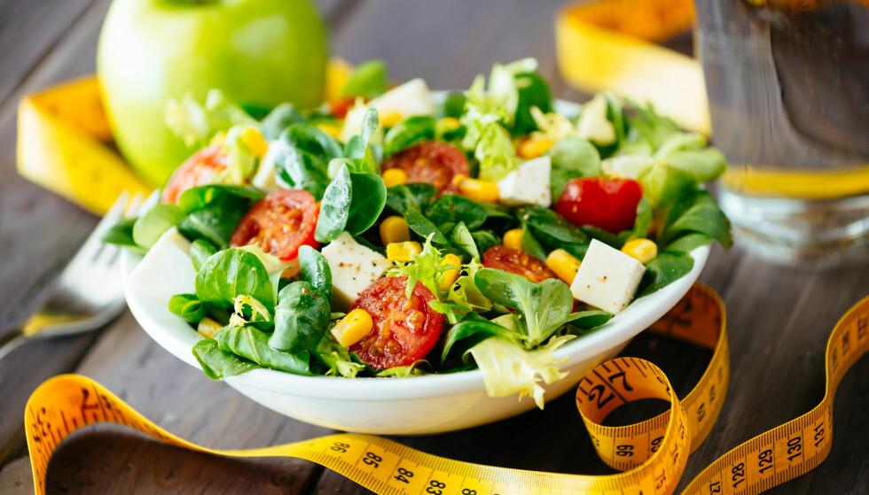 Seks uker til fellesferien: Slik går du ned én kilo i uka