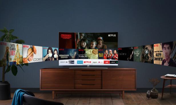 Den smarte tv-en som gjør strømmingen enklere
