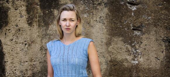 Ett spesielt møte etter en forestilling gjør at Marie Blokhus fremdeles får tårer i øynene