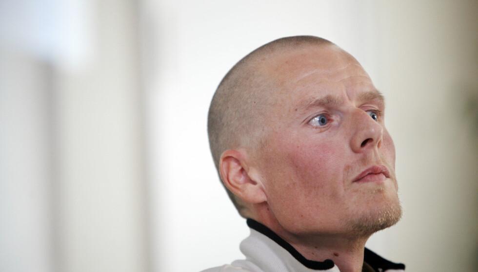 INNRØMMER UTROSKAP: Den tidligere syklisten Michael Rasmussen. Foto: AP Photo/John McConnico