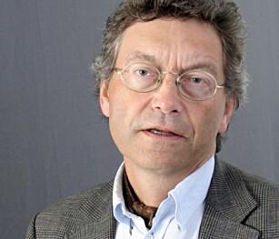 STATSVITER: Iver B. Neumann ved Velferdsforskningsinstituttet NOVA. Foto: NUPI