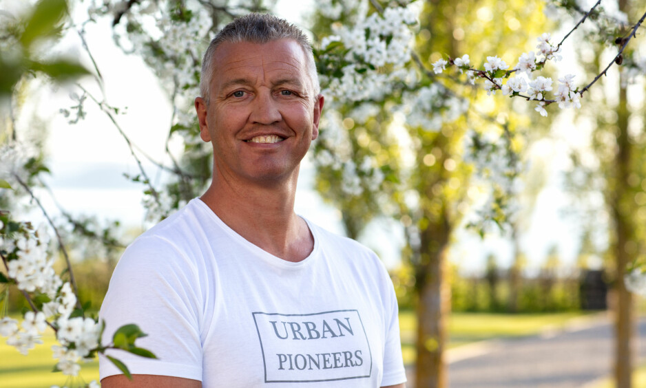 KLAR FOR GÅRDSREALITY: Den tidligere proffbokseren Ole Klemetsen (46) er blant kjendisene som dukker opp i den tredje runden av «Farmen kjendis». Et tv-konsept han for øvrig vet svært lite om. Foto: Alex Iversen / TV 2
