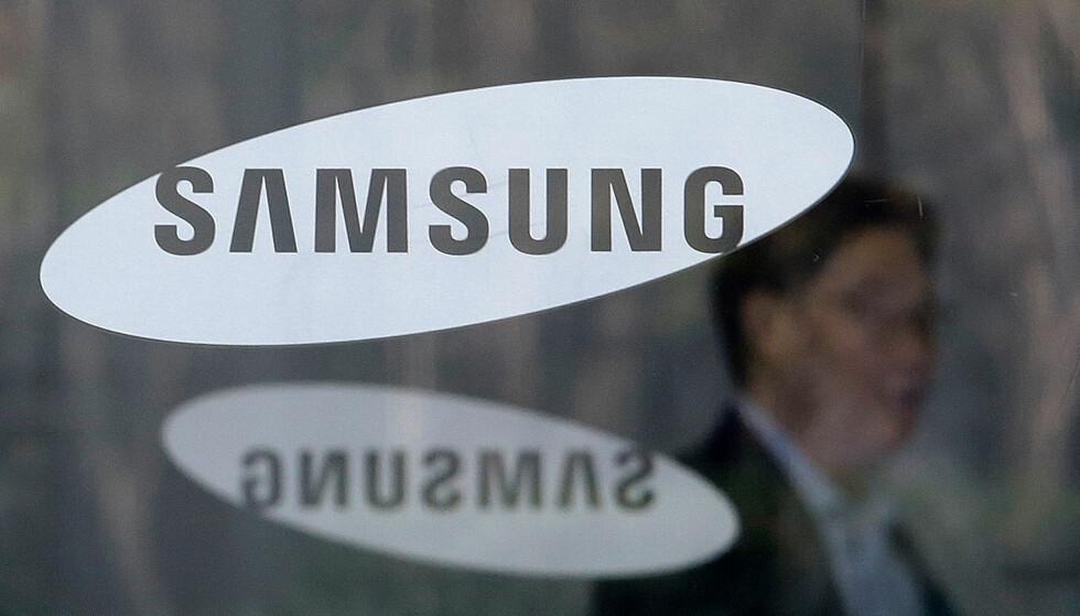 DØMT: Samsung må betale Apple over fire milliarder kroner. Illustrasjonsfoto: Ahn Young-joon / AP / NTB scanpix
