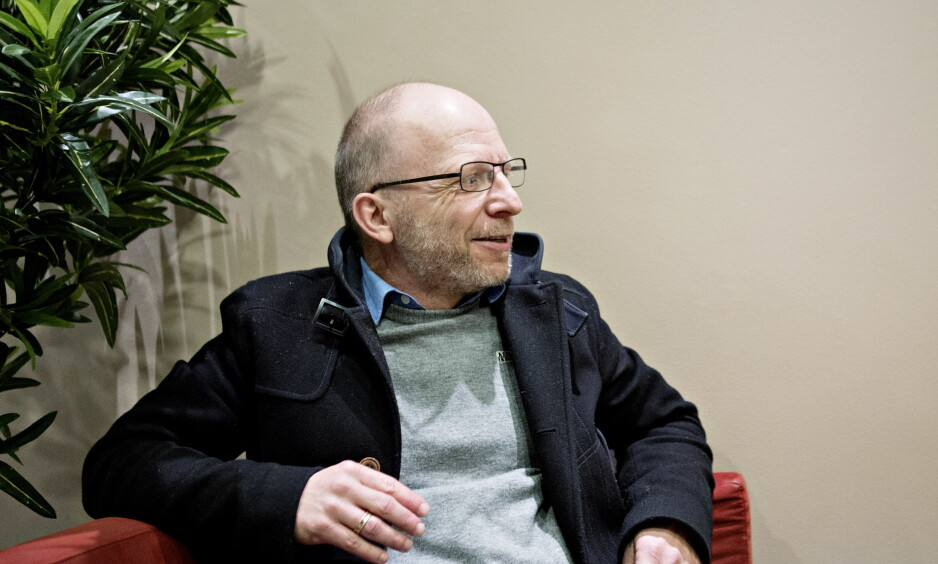 BEDRAGERITILTAT: Geir Selvik Malthe-Sørenssen. Foto: Nina Hansen / Dagbladet