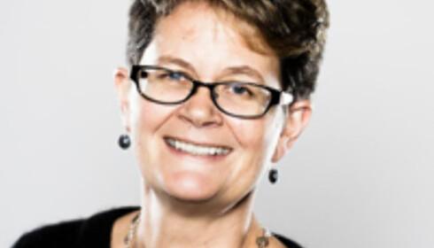 FORSKER: Professor Margareth Øverland i «Foods of Norway» vil minske soya-avhengigheten vår. Foto: NMBU