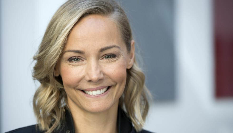 TV-PROFIL: Carina Berg. Foto: TT