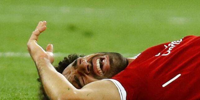 image: Klopp om Salah-skaden: - Det var et sjokk for oss