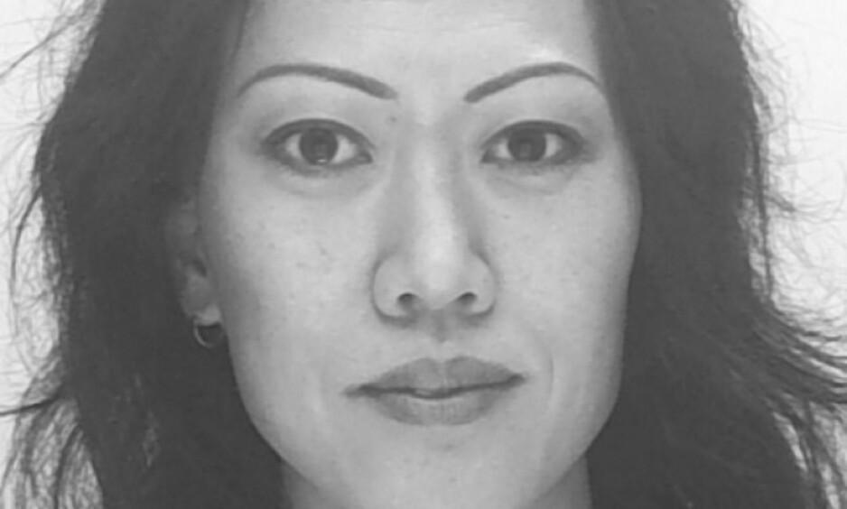 DREPT: Lena Wesstöm forsvant natt til 15. mai, og ble funnet død like ved sitt eget hjem fire dager seinere. Foto: Politiet