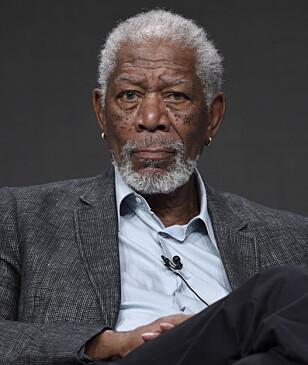 - VILLE BARE VEL: I en offentlig uttalelse skriver Morgan Freeman at har prøvd å få mennesker rundt ham til å føle seg verdsatt og avslappet, og at det kan være grunnen til anklagene. Foto: NTB Scanpix