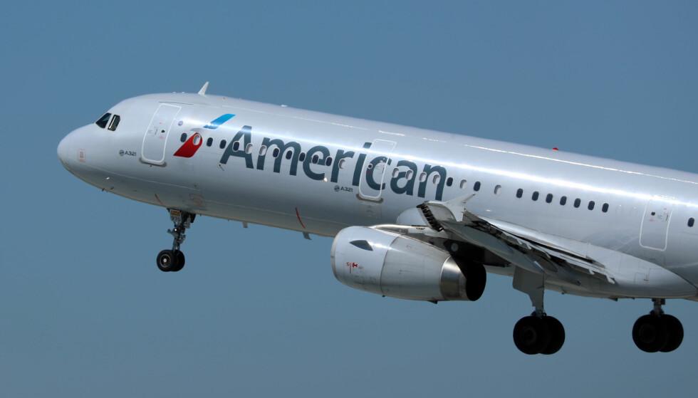 KLIKKET: En mann klikket da han ikke fikk servert øl på en flyvning mellom Saint Croix og Miami. Foto: NTB Scanpix