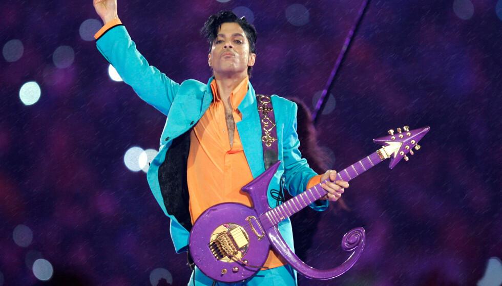Prince: Etter hans død i 2016 har dragkampen om artistens arv pågått. Foto: NTB scanpix