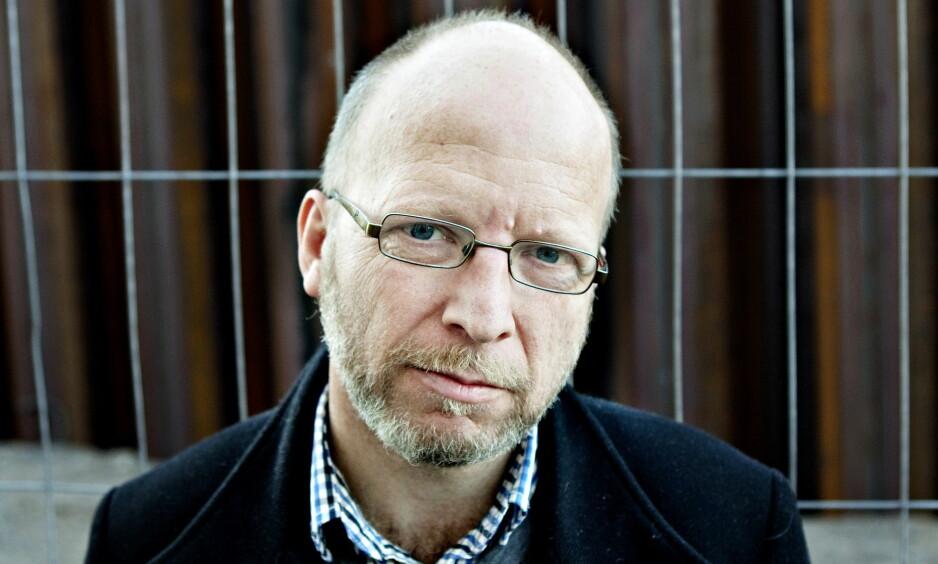 TILTALT: Geir Selvik Malthe-Sørensen (53) er tiltalt for bedragerier av nær sju millioner kroner, samt fire tilfeller av dokumentforfalskning. Foto: Nina Hansen/Dagbladet