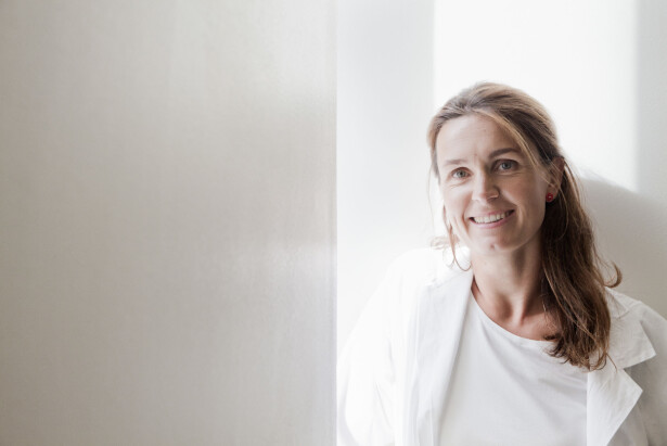 ADVARER: Vibeke Østberg Landaas, klinisk ernæringsfysiolog ved Rikshospitalet advarer mot følgene av selvdiagnostisering av matallergier og -intoleranser. Foto: Ketil Jacobsen