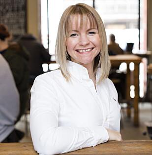 BALANSE: - Finn en balanse mellom hverdagsmat og kos, sier klinisk ernæringsfysiolog i Tine, Anne Marie Skjølsvik. Foto: Annette Larsen